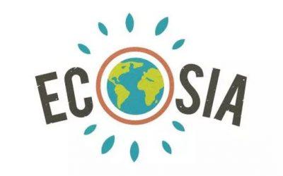 Ecosia  – die etwas andere Suchmaschine.