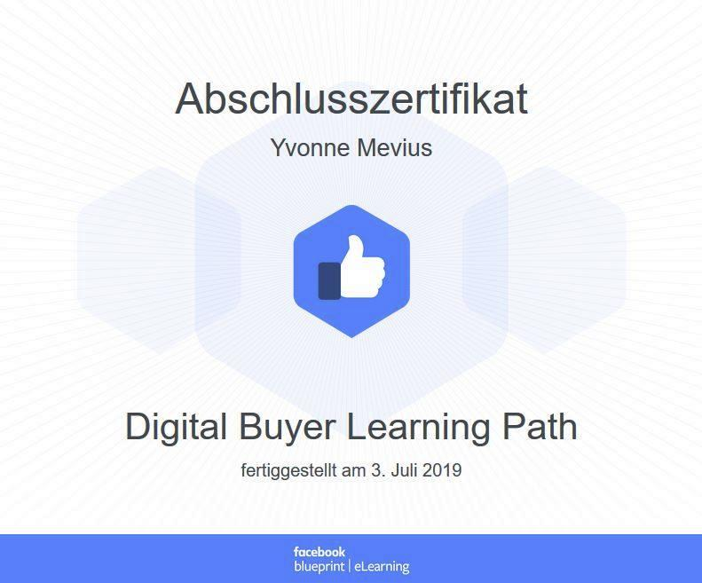Digital Buyer Learning Path